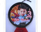 Vela Homem Aranha Personalizada