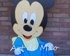 Baby Disney - Mickey mdf