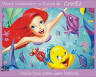 Convite Ariel