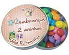 Latinha personalizada mint to be