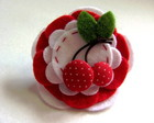 Broche Cerejas