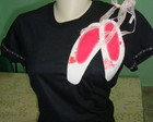 CAMISETA SAPATILHAS