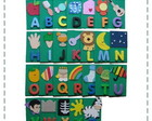 MOLDE - RISCO FLASHCARDS - ABC INGL�S