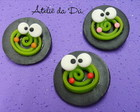 Broches Sapitos!