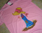 CAMISETA PINTADA A MO LIVRE