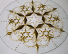 MANDALA DA ABUNDNCIA - 40 cm