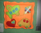 quadro Brinquedo de Menino