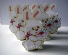 Pscoa - little easter bunny