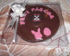 Cd de chocolate pscoa
