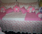 Kit de Cama Rosinha