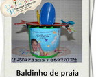 BALDINHO DE PRAIA LUXO