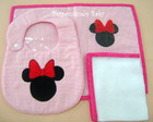 Kit Refei��o - Minnie hora do lanche