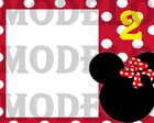 { CONVITE DIGITALMINNIE & MICKEY}