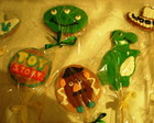 BISCOITO NO PALITO TOY STORY