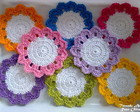 Coasters Flowers - Unidades