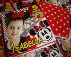Mini Bloquinhos Minnie