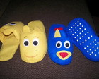 Pantufa dos Backyardigans