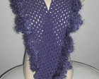 Cachecol Scarf purple