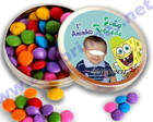 latinha personalizada tema Bob esponja