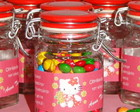 Mini pote herm�tico - Hello Kitty