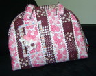 Bolsa patchwork 100% algodo