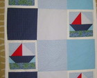 Manta Patchwork Baby  (menino)