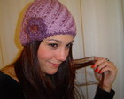 GORRO ROMANCE