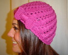 GORRO  RETR COM LAO