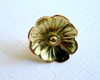 PINGENTE FLOR EM OURO18K