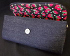 Bolsa baguete �ndigo Strawberry