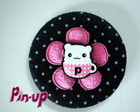 BOTTON PRETTY HAMSTER - 5,5CM