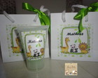 Kit Sabonete liquido + Mini Sacola