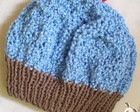 Gorro Cupcake for boys
