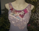 CAMISETA LILS COM RENDA