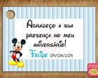 Tag Mickey!