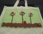 Ecobag de joaninhas (VENDIDO)