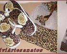 Sandlias Havaianas com acessrios