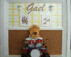 Gael e sua Bateria