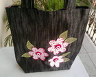Bolsa Jeans Flor cod-BL210