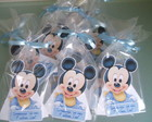 Mini  Display Lembrancinha Mickey
