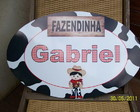 Placa pvc
