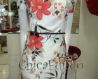 Vestido Bonequinha de Luxo Moda Carioca