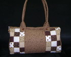 Bolsa Patchwork Chocolate