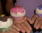 Agulheiro Cupcake