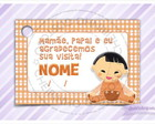 Tag para Imprimir - Beb Oriental