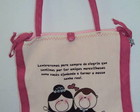 BOLSA TOALHA DE PRAIA PARA MADRINHAS.