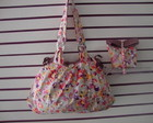 Bolsa de praia/piscina + nescessrie