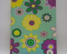 CADERNO BROCHURA M HIPPIE VERDE