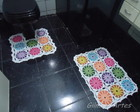 Tapete BNH 003 - Jogo com 02 peas