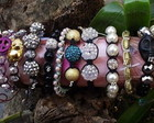 Pulseiras Shamballas